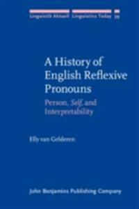 History of English Reflexive Pronouns