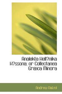 """Analekta Hella""""nika Ha""""ssona"""