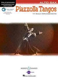 Piazzolla Tangos: Alto Saxophone