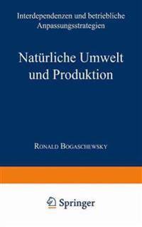 Natürliche Umwelt Und Produktion
