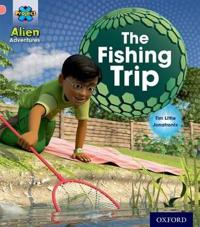Project X: Alien Adventures: Pink:The Fishing Trip