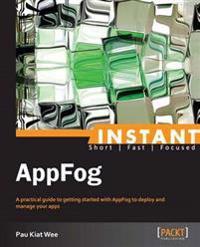 Instant Appfog Starter