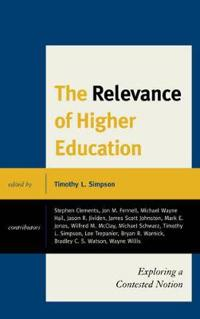The Relevance of Higher Education