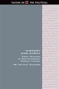 History and Event: From Marxism to Contemporary French Theory
