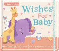 Wishes for baby - messages of love for a precious baby