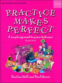 Practice makes Perfect: Piano