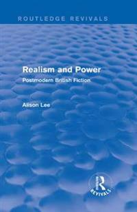 Realism and Power (Routledge Revivals)