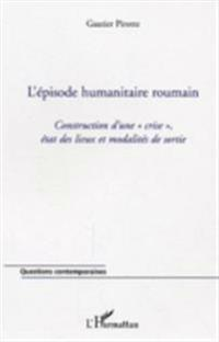Episode humanitaire roumain