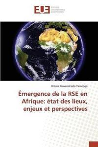 mergence de la Rse En Afrique
