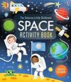 Little childrens space activity book