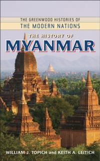History of Myanmar