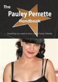Pauley Perrette Handbook - Everything you need to know about Pauley Perrette