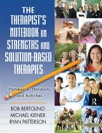 Therapist's Notebook on Strengths and Solution-Based Therapies