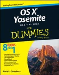 OS X Yosemite All-in-One For Dummies