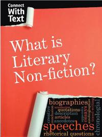 What is Literary Non-fiction?