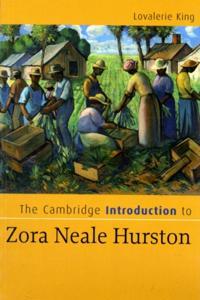 Cambridge Introduction to Zora Neale Hurston