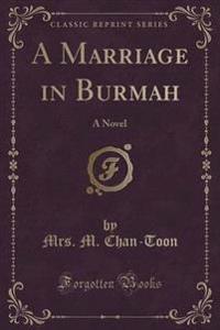 A Marriage in Burmah