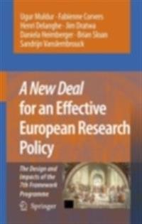 New Deal for an Effective European Research Policy