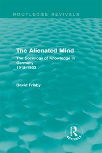 Alienated Mind (Routledge Revivals)