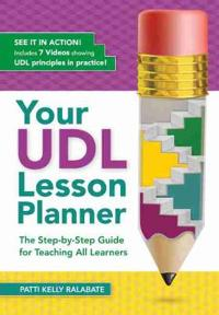Your UDL Lesson Planner
