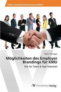 Moglichkeiten Des Employer Brandings Fur Kmu