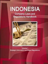 Indonesia Company Laws and Regulations Handbook