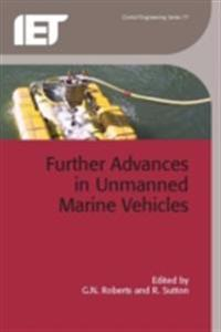 Further Advances in Unmanned Marine Vehicles