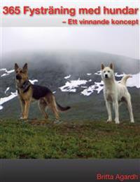 365 Fysträning för hundar : Ett vinnande koncept