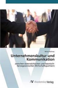 Unternehmenskultur Und Kommunikation