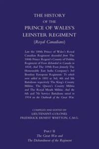 History of the Prince of Wales's Leinster Regiment - Volume 2