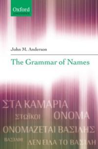 Grammar of Names