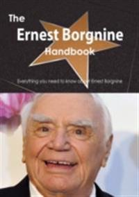 Ernest Borgnine Handbook - Everything you need to know about Ernest Borgnine