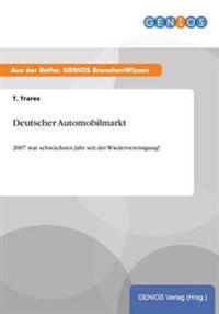 Deutscher Automobilmarkt