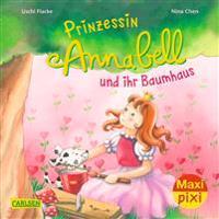 Maxi-Pixi Nr. 179: VE 5 Prinzessin Annabell und ihr Baumhaus