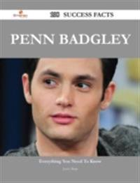 Penn Badgley 108 Success Facts - Everything you need to know about Penn Badgley
