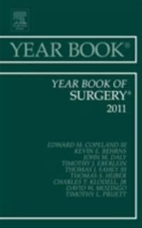 Year Book of Surgery 2011 - E-Book