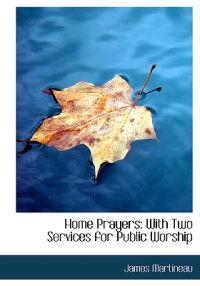 Home Prayers