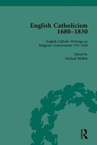 English Catholicism, 1680-1830