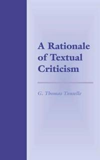 Rationale of Textual Criticism