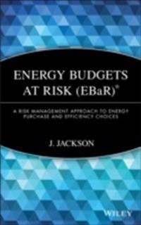 Energy Budgets at Risk (EBaR)