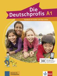 Die Deutschprofis A1 - Kursbuch + Online-Hörmaterial