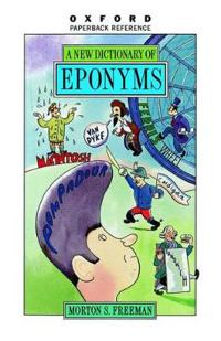 A New Dictionary of Eponyms