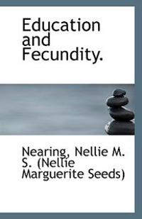 Education and Fecundity.