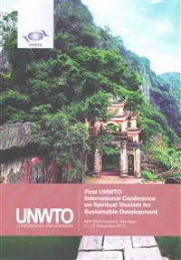 First UNWTO International Conference on Spiritual Tourism for Sustainable Development -ninh Binh