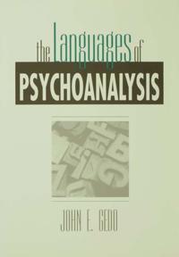 Languages of Psychoanalysis