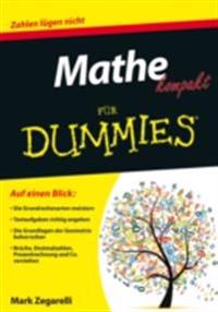 Mathe kompakt f r Dummies