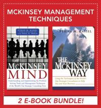 McKinsey Management Techniques (EBOOK BUNDLE)