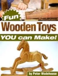 Fun Wooden Toys You Can Makei