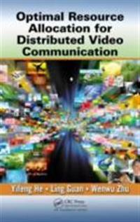 Optimal Resource Allocation for Distributed Video Communication