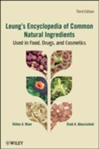 Leung's Encyclopedia of Common Natural Ingredients